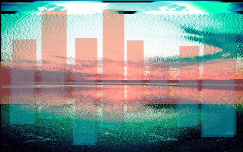 sunset_glitch